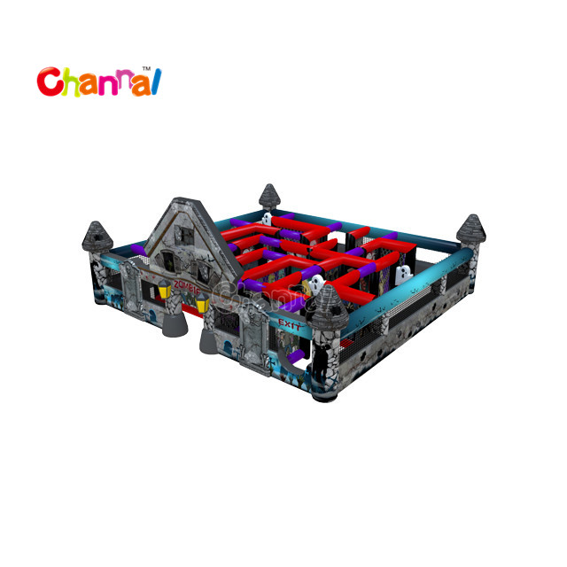 <strong>Inflatable</strong> halloween maze <strong>inflatable</strong> haunted maze Haunted house <strong>inflatable</strong> maze for sale