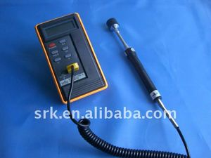 K type thermocouple thermometer C&F Switch
