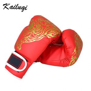 Professional Leather Twins Winning training boxing gloves