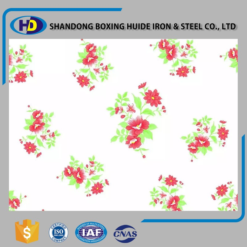 PPGL corrugated aluminum roof panels alloy sheet