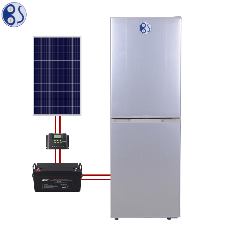 New Model Dc 12V Solar Fridge <strong>Refrigerator</strong> With Great Price For Commerical
