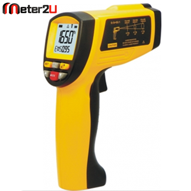 smart infrared thermometer high temperature internal - KingCare | KingCare.net