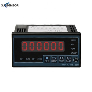 XJC-CF3600-C Digital Dial Indicator Weighing Load Cell Indicator