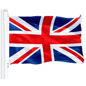 Hot Wholesale England National Flag 3*5FT Britain Flag 150*90cm the United Kingdom UK Polyester Banner