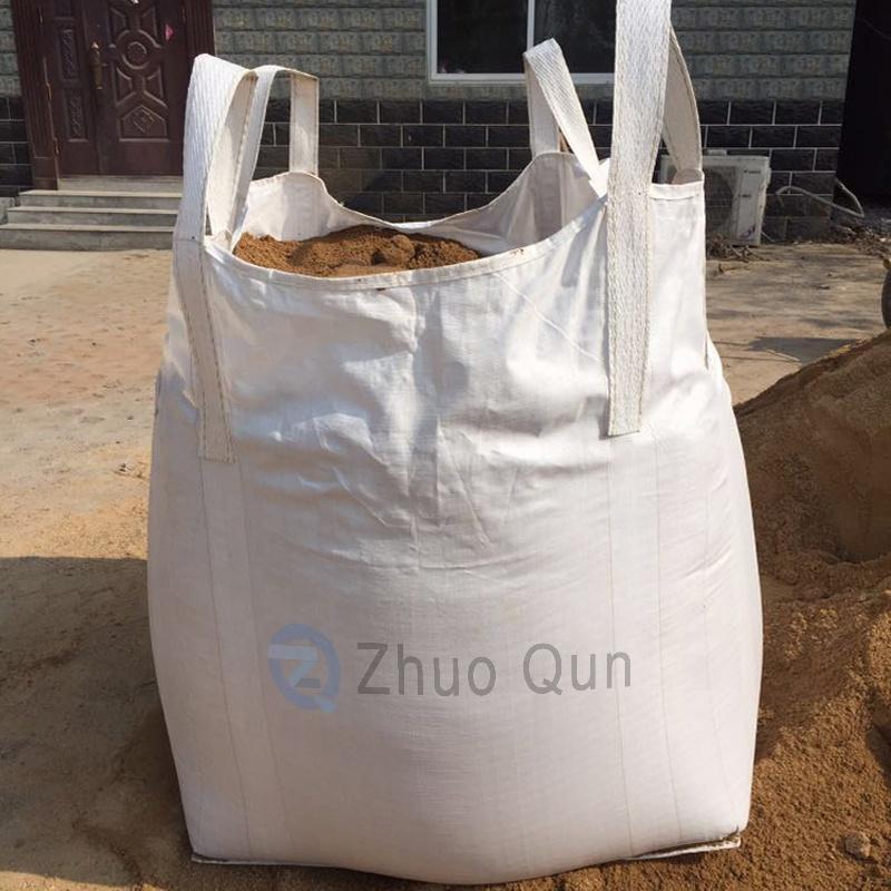 Beste Preis Sand Landwirtschaft PP Big bags 1 tonne Jumbo Kunststoff Tasche