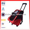 Pet / Dog Travel Carrier Backpack w/ Wheels - Red(HC-A294)