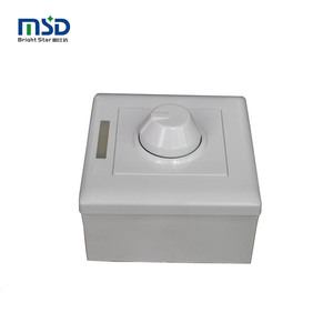 0-10V pwm dimmer controller Dimmer for1-10V 010V led driver light can be customized Round small power supply Ceiling light drive