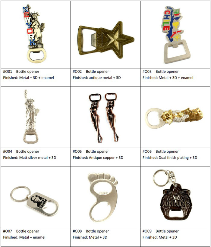Wholesale factory direct price free proof metal recognition set of souvenirs and gifts