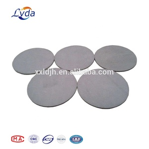 polyethylene filter disc with best quality
