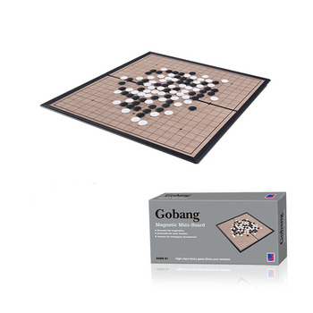 Wholesale Mini Folding Board Chess Magnetic Go Board Game & Gobang