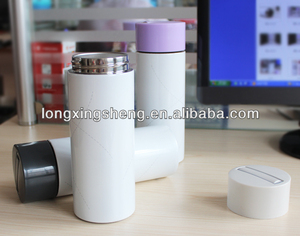 Stainless steel types of thermos flask/tea thermos