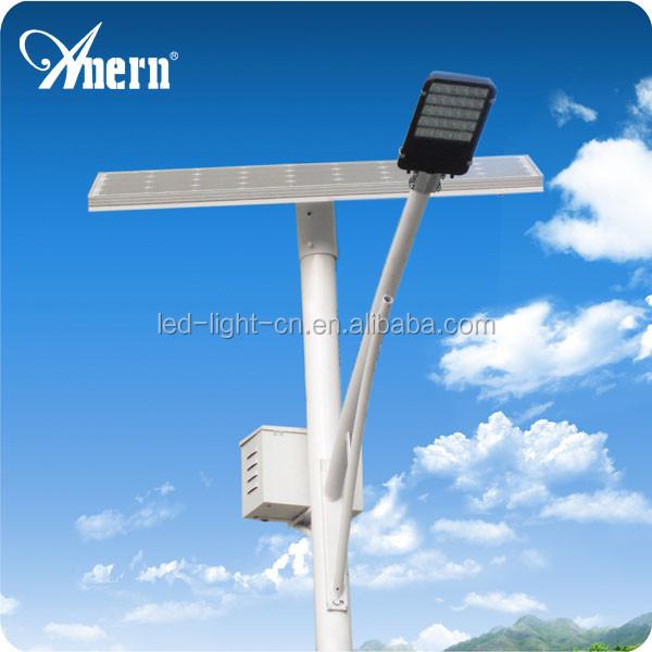 Solar Panel With Led Light Part - 19: Modernization Designed 120w Solar Pv Led Street Light With 10m High Pole -  Buy Solar Pv Led Street Light,Solar Led Street Light,Led Street Light  Retrofit ...