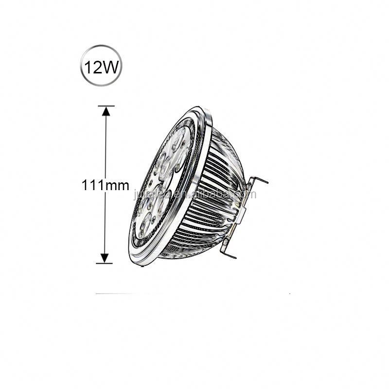 factory supply 5W mr16 led spot light , gu10 led spotlight , smd led spotlight