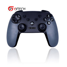 Syytech untuk Nintendo Switch Android <span class=keywords><strong>PS3</strong></span>/<span class=keywords><strong>PC</strong></span> All-In-One <span class=keywords><strong>Bluetooth</strong></span> Controller