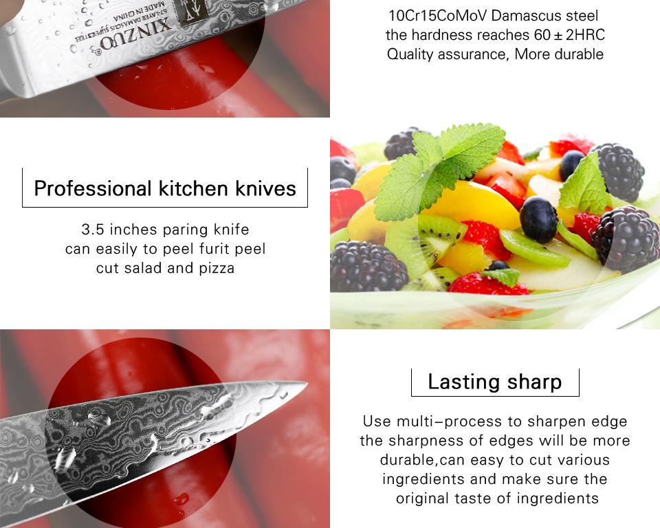 "HTB1.48RgZjI8KJjSsppq6xbyVXaa - XINZUO 3.5"" inch Paring Knife 67 layers Japan Damascus Steel Peeling Fruit Knife"
