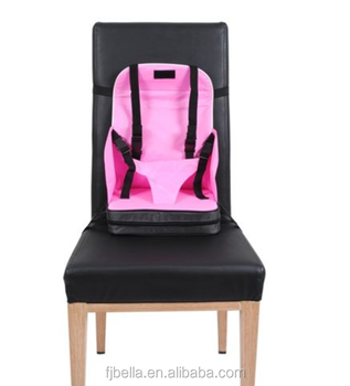 Portable Baby Booster Seat Travel High Chair Safety Toddlers Baby Child Seat