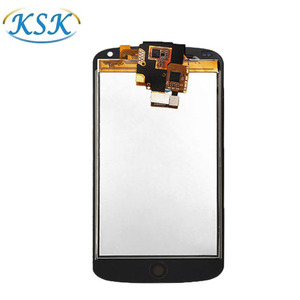 China Manufacturer easy sell items for LG E960 Google Nexus 4 lcd touch screen digitizer with frame