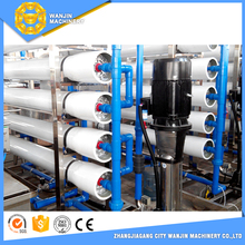 Gold Supplier RO-3000L drinking Water Treatment Machine/RO Water purifier/ salt water treatment equipment