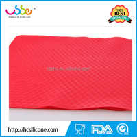 silicone heat pad/mat protect coffee or dinning table kitchen accessory