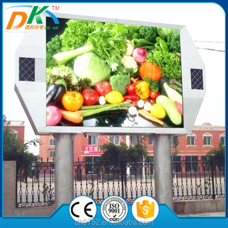 P20 Outdoor full color led display board,led video wall,display billboard