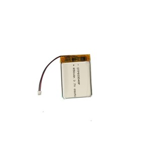 Trade Assurance lithium ion/li-polymer/lipo battery pack 7.4v 650mah