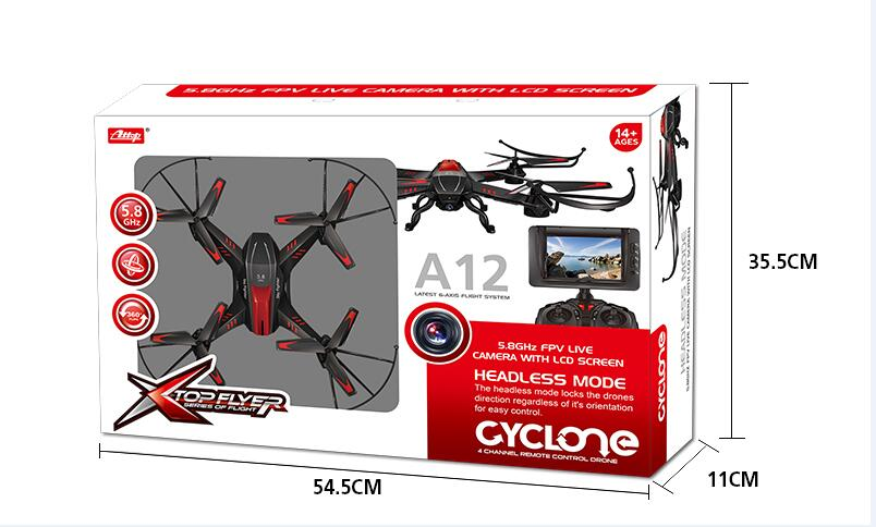 Newest radio control helicopter with camera