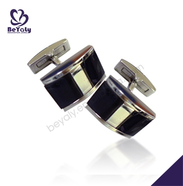 custom available wholesale stainless steel cufflinks watch