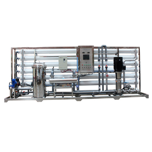 30TPH large scale RO reverse osmosis drinking water treatment plant