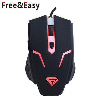 high quality oem 6d gaming mouse for gamer