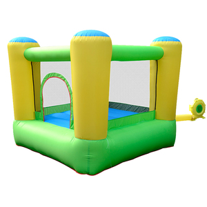 2018 Custom Home use Oxford cloth Inflatable Jumping Castle Bounce indoor inflable Bouncers for children