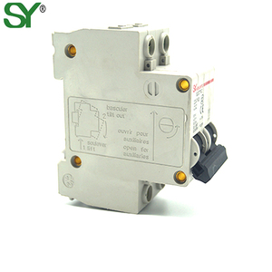 No fuse smart circuit breaker 2P MCB with CE