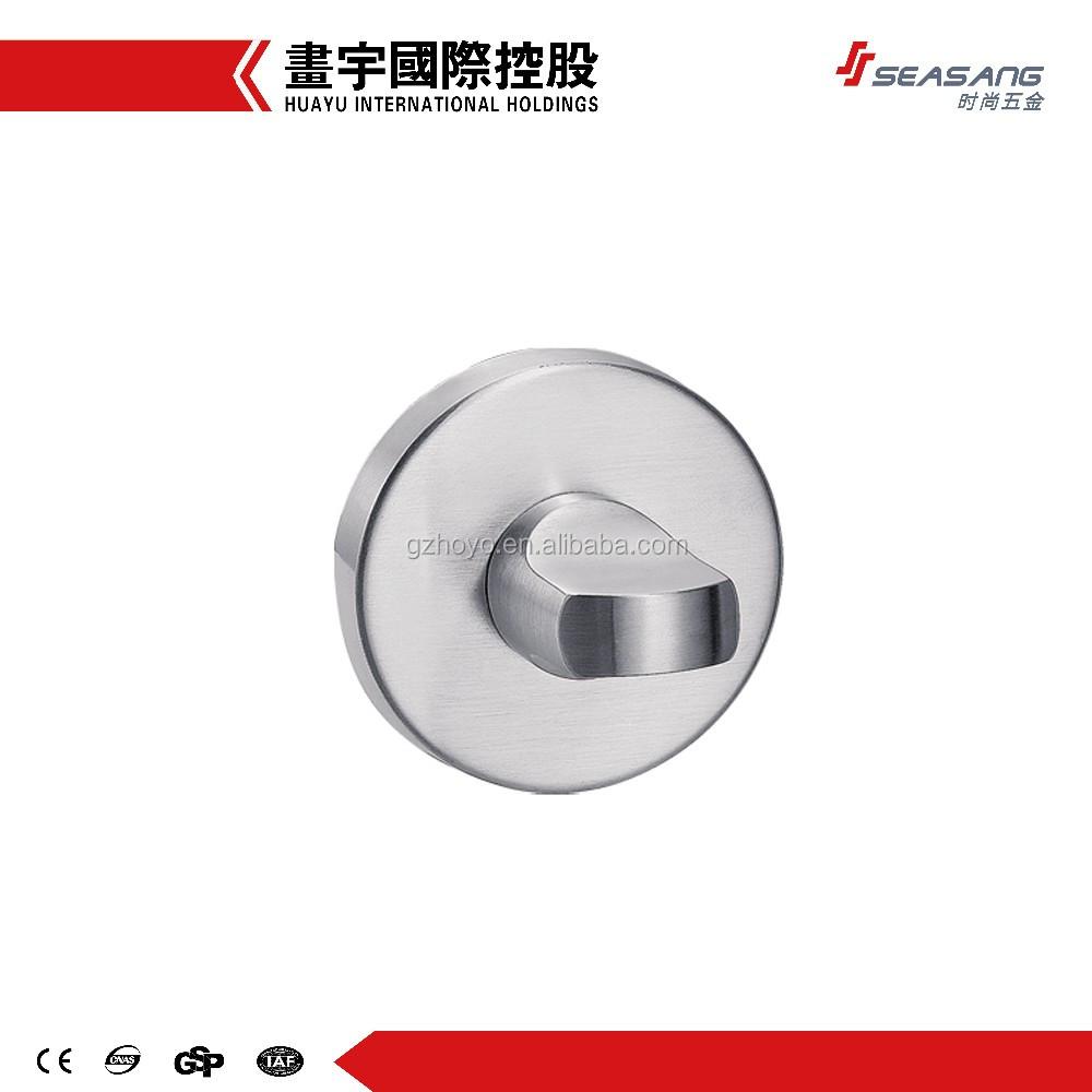 Que funcionan con monedas indicador de cerradura de la for Cerradura para puerta de bano