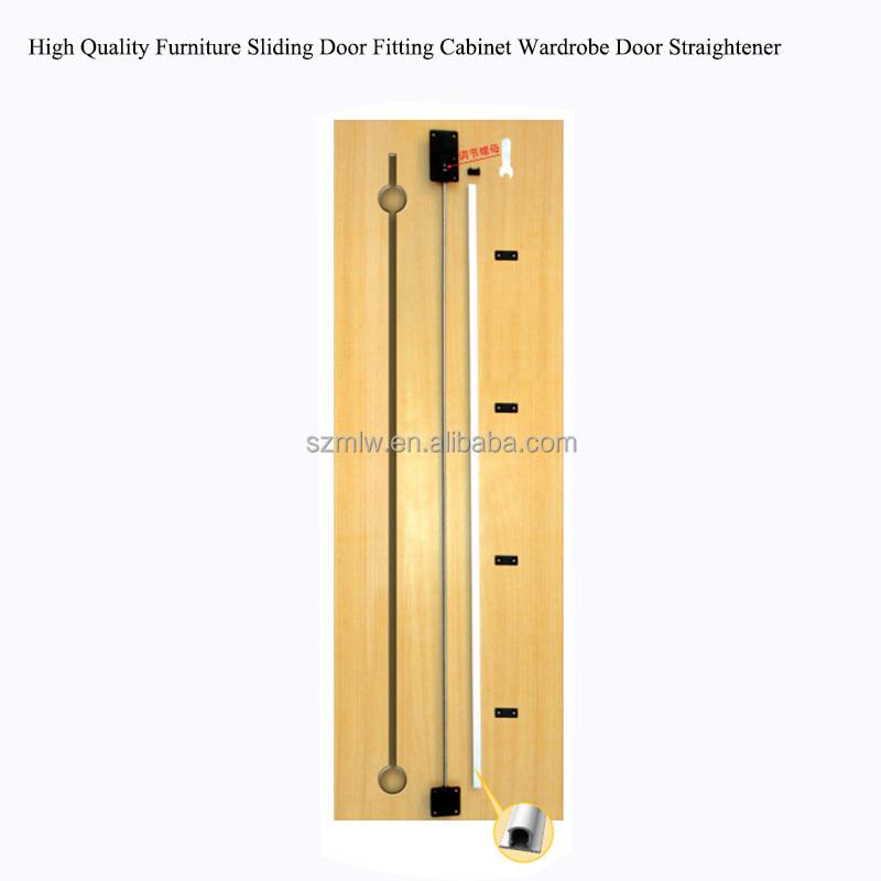 High Quality Furniture Sliding Door Ing Cabinet Wardware Straightener Slising