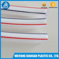 3/8'' PVC clear reinforced hose fiber reinforced hose pipe