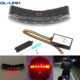 MTJS01 2.4G Wireless Motorcycle Accessories Cycling Safety 8 Led Helmet Light