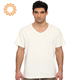 Men's 100% polyamide nylon t shirt basic