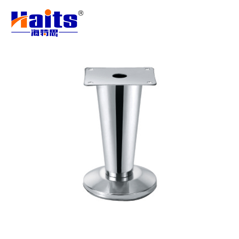 Unique Design Furniture Hardware Legs Height Chrome Sofa Legs Sofa Fitting