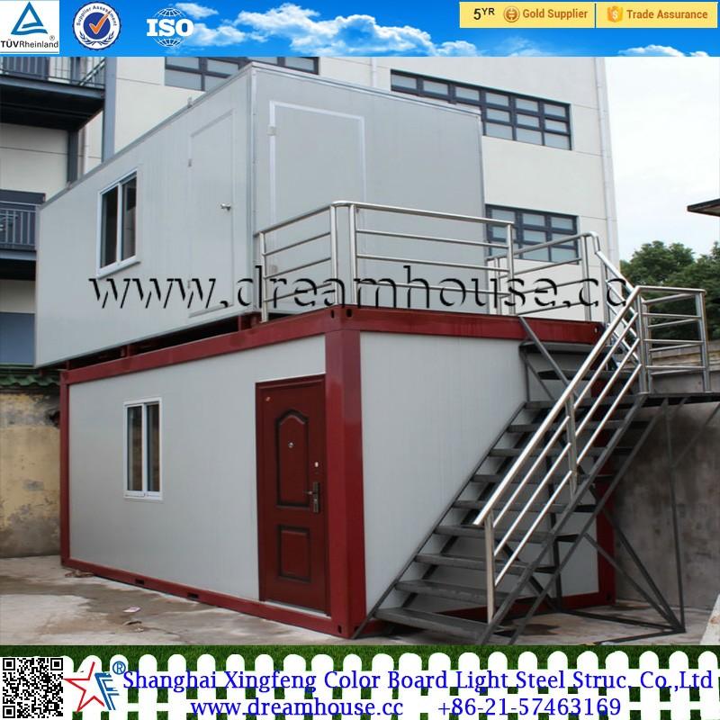Contenedor prefabricado casas caba as y bungalows casas prefabricadas identificaci n del - Shipping container homes el tiemblo spain ...