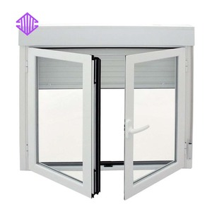 UPVC and aluminum soundproof windows and doors