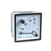 60 Hertz Cheap Analog Volt Meter
