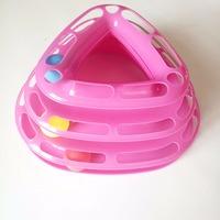 Hoopet Pet Ball Cat Round Toy Inside