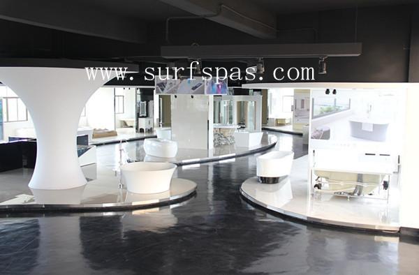 Vasca Da Bagno Relax : Ha condotto la luce romantico relax massaggio vasca da bagno ovale