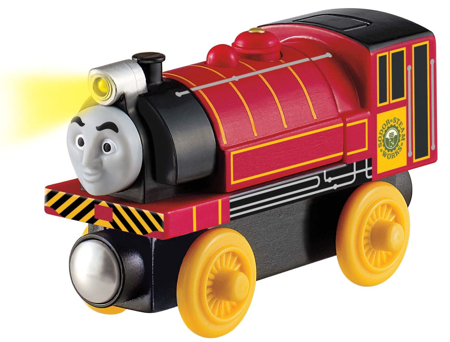 Buy Tomy International Thomas Wooden Railway Victor Comes To Sodor