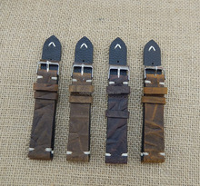 genuine leather watch band straps for smart watch