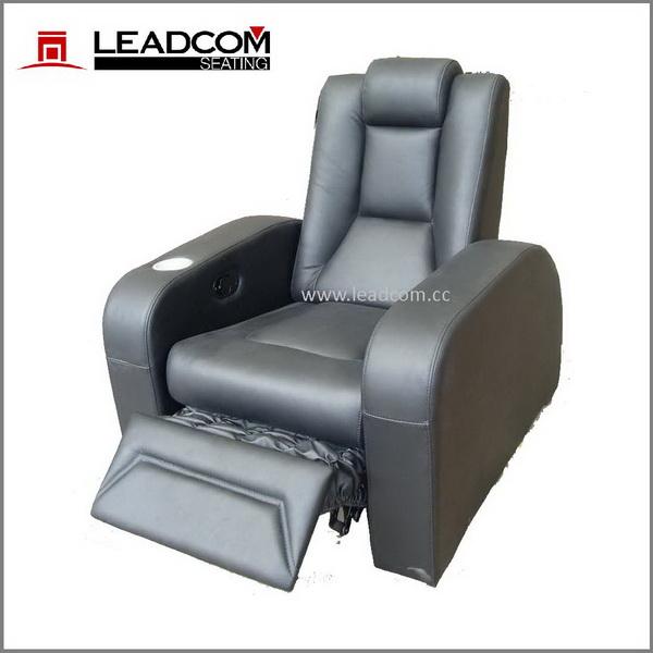 leadcom vip de luxe salle cin ma si ge sellerie cuir ls. Black Bedroom Furniture Sets. Home Design Ideas