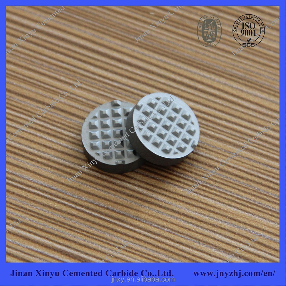Manufacturer Hard Alloy Carbide Substrate Round Shape for Pdc Bit 1608