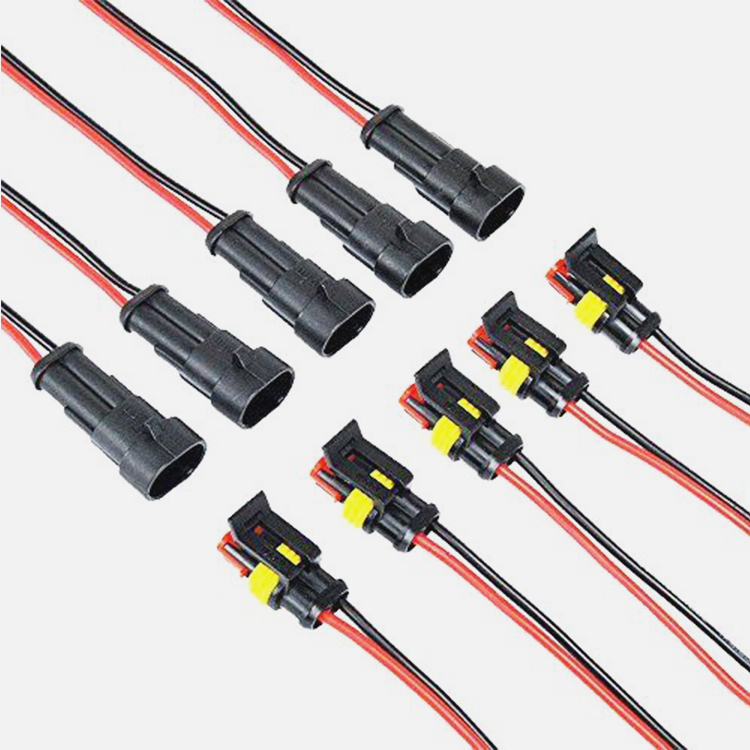 China Factory Auto Electrical Wiring Harness Connector For Automobile on