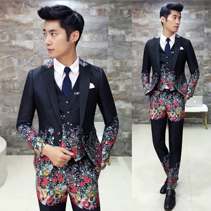 High Quality Grooms Suits Promotion-Shop for High Quality ...
