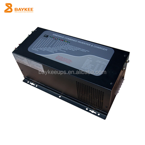 Baykee 2000w AC solar panel inverter battery