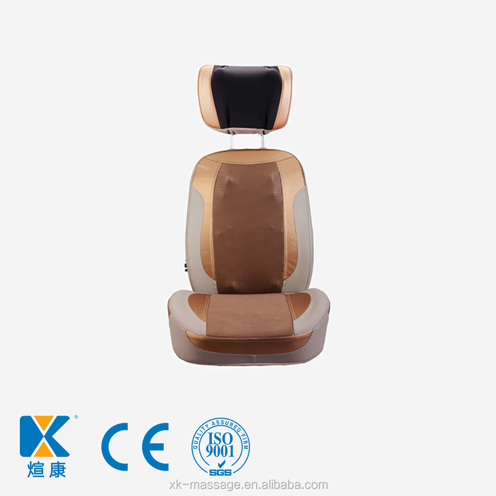 Electric Car and Office Used Vending and Vibrating Massage Chair with Heating